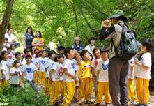 어린이 숲체험 놀이교실 이미지