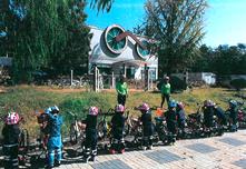 자전거 체험교실