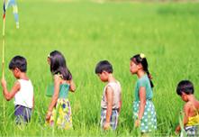 옥구오산마을 농촌체험